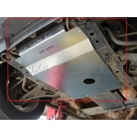 GV3-01: Peito de aço / Protetor de carter