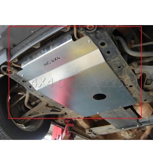 GV3-01: Peito de aço / Protetor de carter P/ GV3