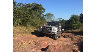 Trilha dos Amigos se reúne e faz aventura pelo ABC Paulista