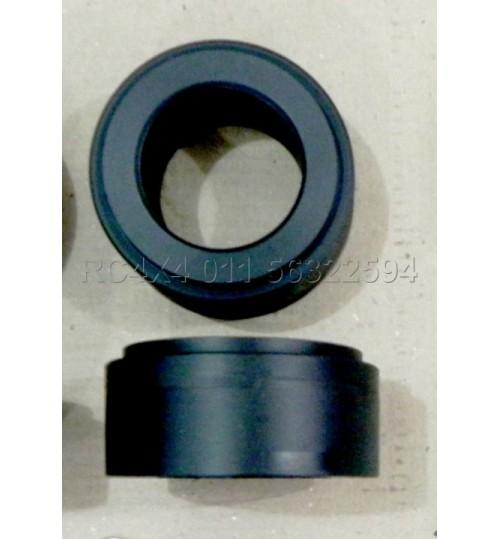 SGV-05-01T: Calço de mola Traseiro +2 polegadas  - Cada
