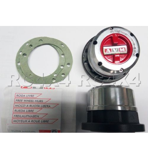 Roda Livre High Performance AVM - o par