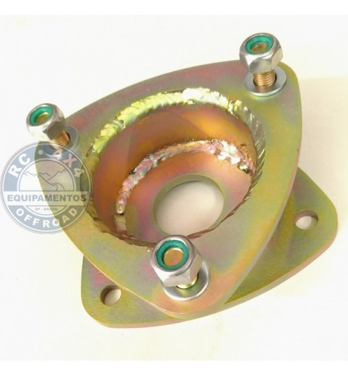 GV3-03-02-2 Espaçador amortecedor dianteiro com 2 polegadas