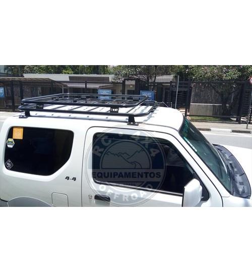 SJ-05: Bagageiro de Teto para Suzuki Jimny