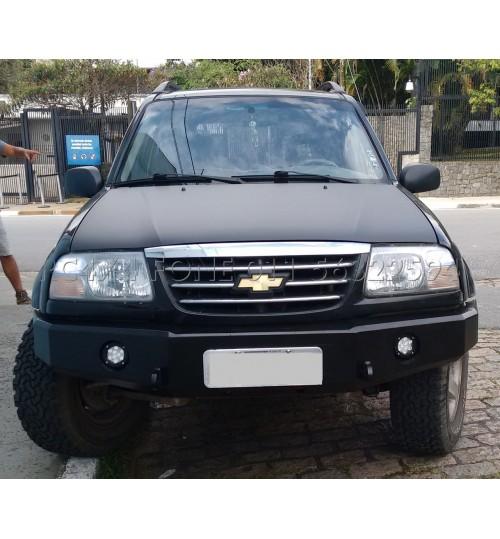 SGV-08A: PARA-CHOQUE DIANTEIRO GRAN VITARA ATÉ 2003 / GM TRACKER ATÉ 2009