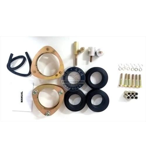 SGV-05A: Kit de suspensão Tracker ou Gran Vitara de 2 polegadas (5cm)