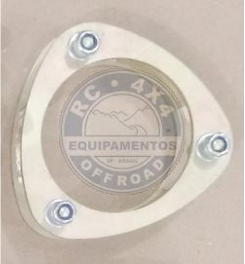 SGV-05-03: Espaçador amortecedor dianteiro 2 polegadas - Cada