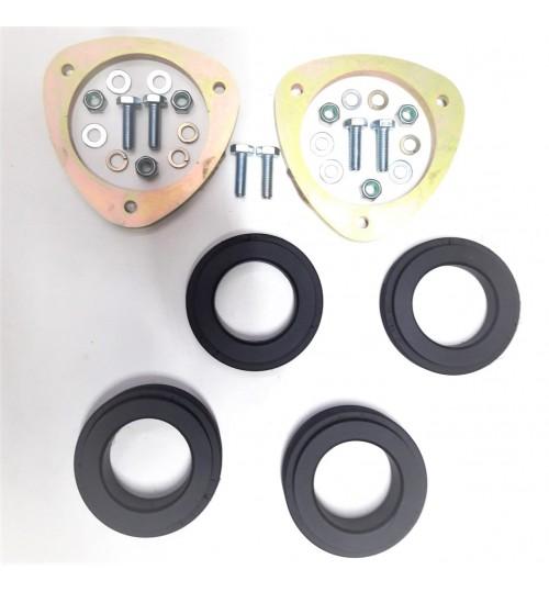 SGV-05C: Kit de calços de suspensão Tracker de 1 polegada