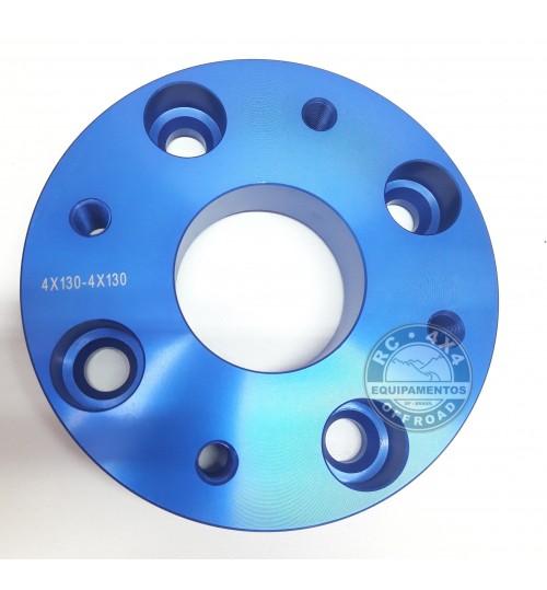 WS-FUSCA- 32: Espaçador de roda  FUSCA  4X130X32mm  (valor unitário)