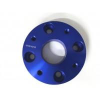 WS-FUSCA- 32: Espaçador de roda  FUSCA furos 4 X 130 X 32mm  (valor unitário)