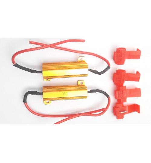 TT4-82C Resistor Canceller Para Farol Principal Led Troller E Outros