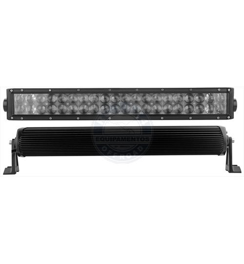 V13-120W: Barra Led Reta 55cm 120 Watts