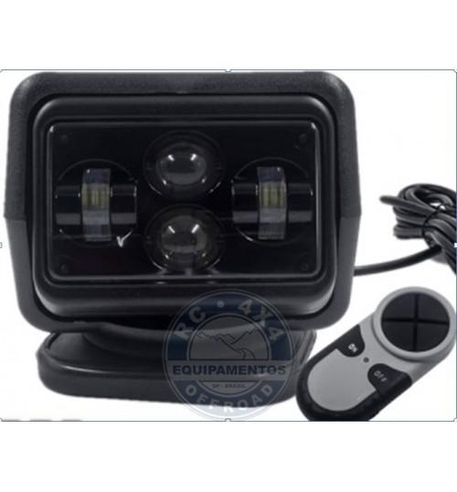VRH-60W Farol Luz de Busca 60W com controle remoto sem fio