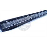 V02B-100W: BARRA DE LED CURVA SLIM COM 53,5CM, 100 WATTS