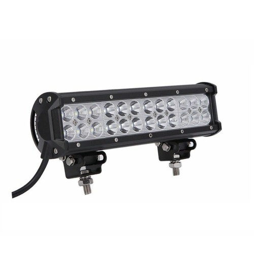 V06-72W : Barra Led Reta 72 Watts 30cm