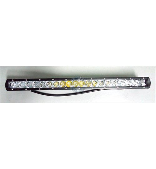 LD-DX3: BARRA DE LED SLIM COM 42CM, 100 WATTS