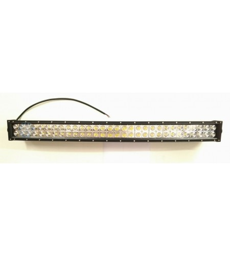 V07-180W: Barra Led Curva 80cm 180 Watts Off-road 4X4