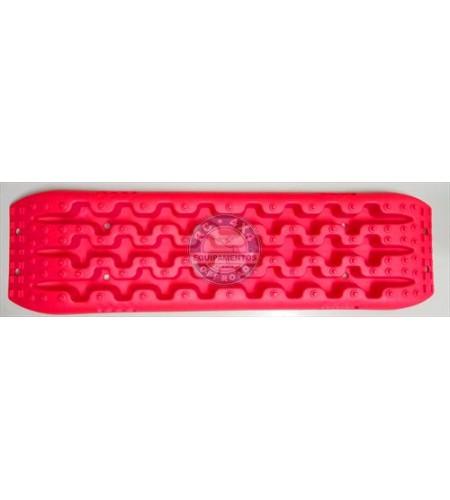 RC-ST-5TON: Prancha de desatolagem resistente a 5TON na cor vermelha