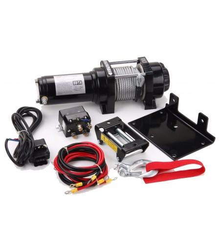 TX-4500: GUINCHO 4500LBS / 2 Toneladas com CABO DE AÇO