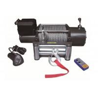 TX-16000: GUINCHO 16000LBS / 7257KG COM CABO DE AÇO: