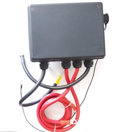 TX-WA-13 Caixa de controle completa para Guincho 8000 a 13000 libras.